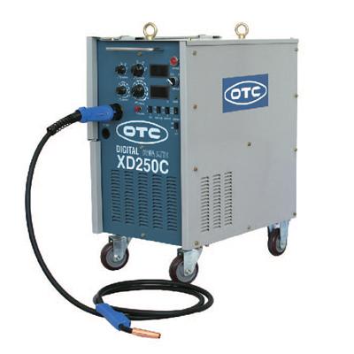 微电脑数字控制送丝机内置一体式CO?/MAG焊接机 XD250C