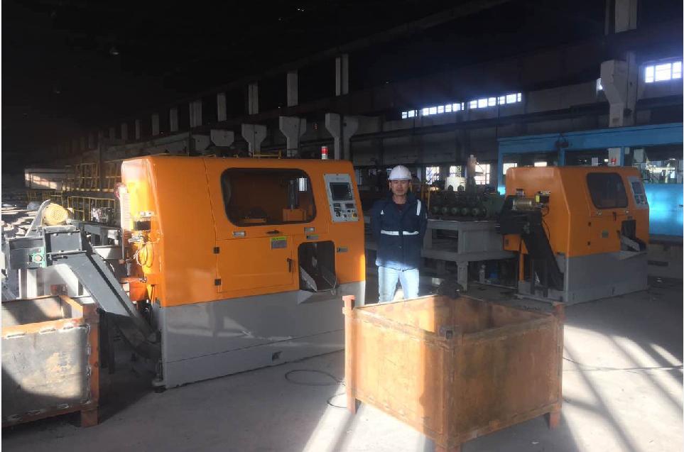 外蒙古达尔罕冶金公司
