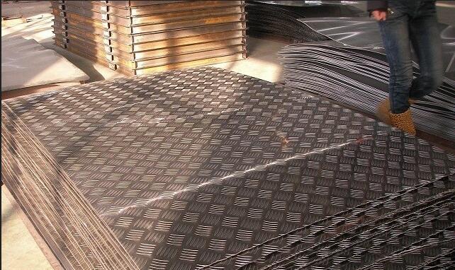 花纹铝板规格13