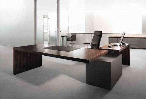 简易班台办公家具