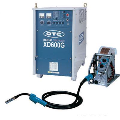 微电脑数字控制多功能CO?/MAG焊接机XD600G