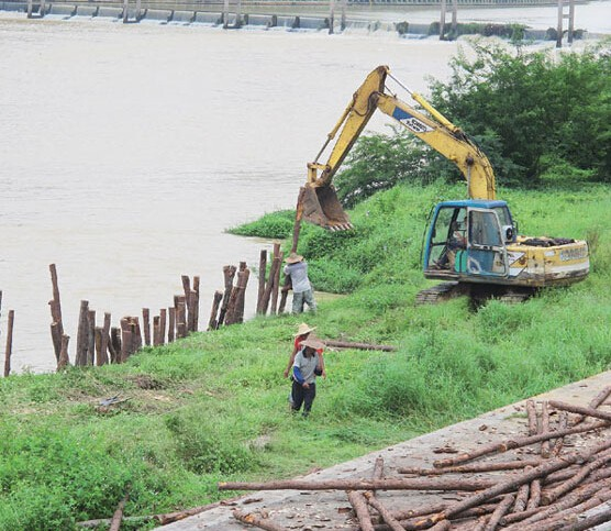 松木桩施工规范