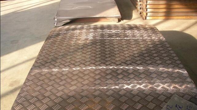 花纹铝板规格2