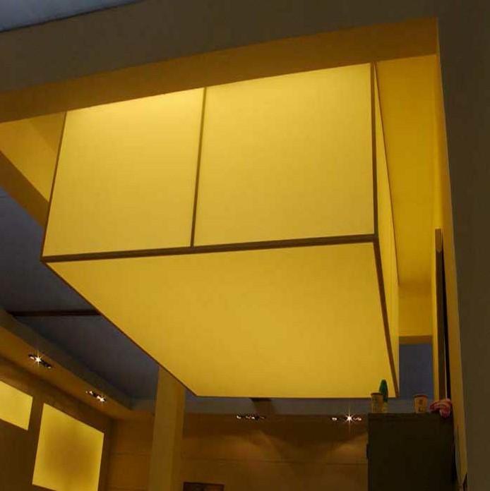 酒店走廊软膜天花吊顶