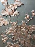 鋁銅浮雕加工樣品