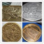 金属浮雕样品