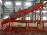 新型采金船选金机-振动选矿砂金溜槽