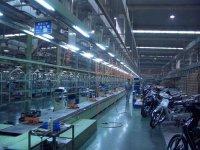 摩托车组装线