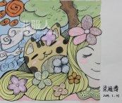 北京高考美术培训色彩静物作品