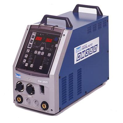 全数字式IGBT软开关逆变控制CO?/MAG焊接机DM350·500