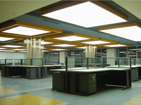 办公室软膜天花吊顶