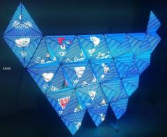 W形魔幻LED显示屏