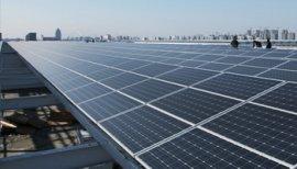 工商业平屋顶太阳能光伏发电系统