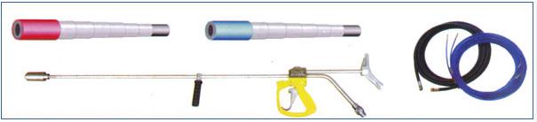 高压胶管.柔性枪