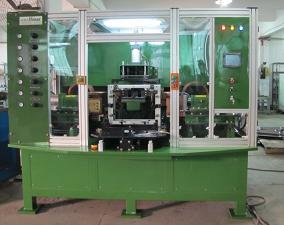 MD-2X40微波炉中频双头滚焊机