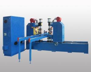 MD-2x40散热器专用中频搭接焊机