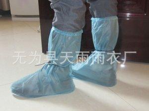 防雨防水加厚无纺布鞋套