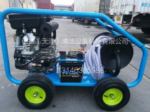 柴油机驱动高压疏机