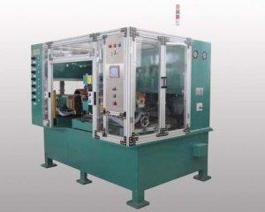 MD-2X40微波炉焊接专用中频双头滚焊机