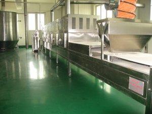 微波干燥殺菌設備