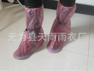 PVC防水鞋套