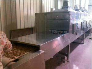 化工行業微波干燥設備
