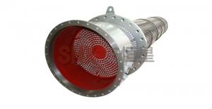 1500KW集束式电加热器