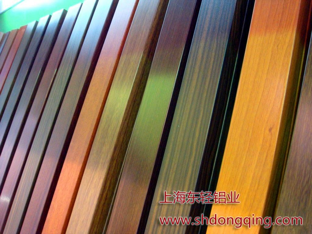 木纹幕墙铝板价格图片