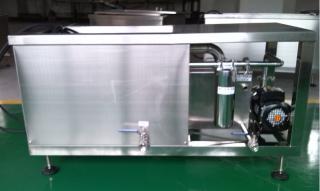 2100循环过滤超声波清洗机
