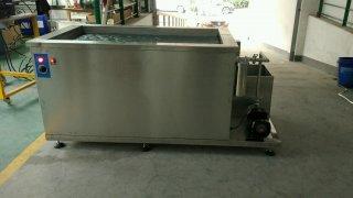 单槽循环过滤超声波清洗机