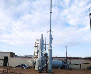 鄂尔多斯废气炉项目