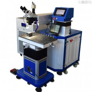 显微镜CCD双显激光模具烧焊机