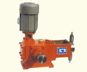 柱塞式计量泵J-W