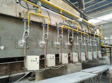 Porous natural gas