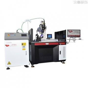 双光路光纤传导激光焊接机