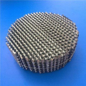 碱洗塔CB500/700刺孔波纹填料