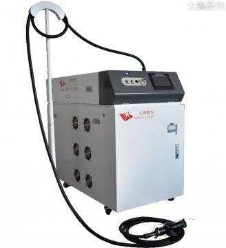 手持式光纤传导激光焊接机