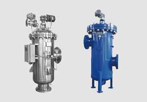 EBS型全自动电动刷式自清洗过滤器