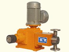 柱塞式计量泵J-X