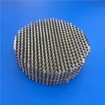 不锈钢压延刺孔波纹填料