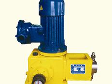 Plunger metering pump JX3