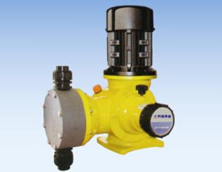 GB型机械隔膜计量泵