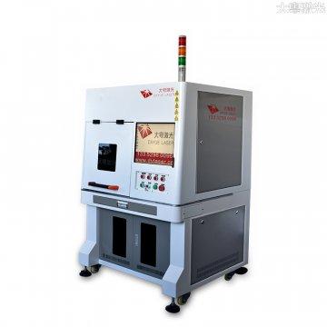 多轴联动视觉定位激光打标机