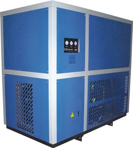 高温水冷型冷干机