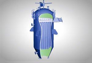 PFW型新型脉冲反冲洗过滤器