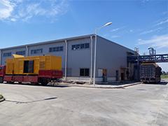 大型工厂发电机租赁