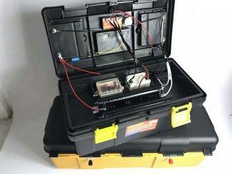 捕猎器厂家出品电捕野猪机