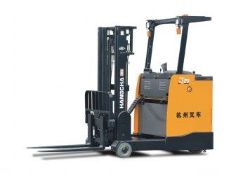 【衢州电动叉车】电动前移式1.2-2吨(站驾式)