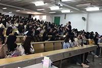 女生安全教育大会