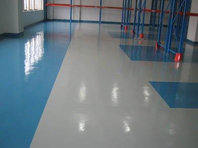 平涂式环氧树脂防静电地坪